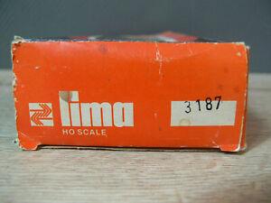 D148)  Leerpackung EMPTY box  Leerkarton Lima 3187 Findus