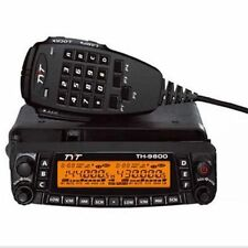 TYT TH 9800 Quad band 10m/6m/2m/70cm 50W Mobile Radio Ham VHF UHF HF