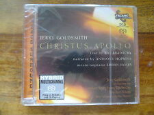 "Jerry Goldsmith ""Cristo Apollo"" MEGA RARE SOLD OUT Surround SACD Multi ch CD"