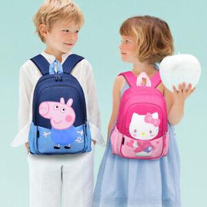 NEU Peppa Wutz / Pepper Pig - Rucksack Kinderrucksack Tasche Bag Schorsch Ranzen