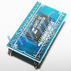 1PCS CS8412-CS ON DIP28 ADAPTER