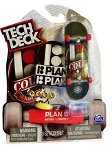 New 2017 Tech Deck RARE CHRIS COLE PLAN B Series 1 Skateboards Fingerboards SK8