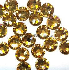 4 cristal de Swarovski 2856 cráneo Flatback 10 Mm x 7.5 mm NEGRO JET HEMATITE 280 Dobladillo