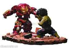 MARVEL Hulkbuster Vs. Hulk Egg Attack EA-021 Avengers Age Of Ultron Statue