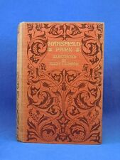 1903 MANSFIELD PARK Jane Austen (author Pride and Prejudice) Macmillan Edition
