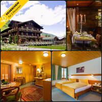 Kurzurlaub Schweiz 4 Tage 2 Personen 3*  Hotel Wochenende Reisegutschein Reise