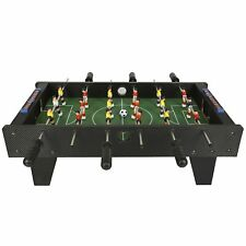 Indoor Football Table Soccer Game- Foosball, 27 inches