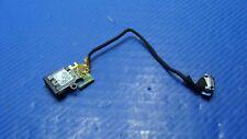 """Dell Studio XPS 1645 16"""" Genuine Laptop eSATA Board w/ Cable M801G ER*"""