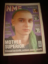 NME 1991 JUNE 1 SINEAD O'CONNOR SOUP DRAGONS REM TEENAGE FANCLUB OMD BUZZCOCKS