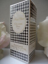CHRISTIAN DIOR MISS DIOR EDT 60 G 60ml Atomiseur vintage anni'80 MINT BOX SIGILLATO