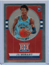 2019-20 Panini Chronicles Hometown Heroes Rookie #550 Ja Morant