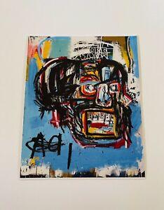 Basquiat Print - Basquiat Poster - Jean Michel Basquiat - Basquiat Canvas - Jean