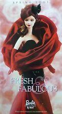BARBIE KATALOG FRUEHJAHR 2001 Orchid Grand Entrance Lingerie Mackie India Elvis