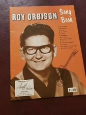 "Roy Orbison Song Book Vintage Sheet Music / Photos / Mint ""Oh Pretty Woman"" 1964"