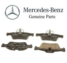 Mercedes X164 GL320 GL350 GL450 GL550 W251 R320 R350 Rear Brake Pad Set Genuine