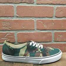 NEW!!! Vans Authentic Woodland Camo Skate Shoes Sz Men's 5 Wmns 6