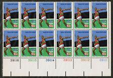 US USA Sc# 1790 MNH FVF PL# BLOCK Javelin Summer Olympics