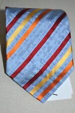 ETRO Designer SEIDEN Krawatte corbata TIE Tuch NEU 165€ NEW 100% SEIDE SILK