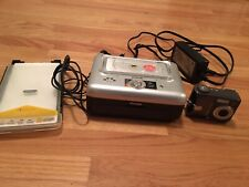 Kodak EasyShare Digital Camera and Printer Dock Kit, Power Cord And User Guide