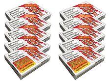 10x Senioren Romme Spielkarten je 2x55 Blatt | Canasta Bridge Kartenspiel Karten