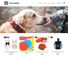 Established Pet Store Turnkey Website BUSINESS For Sale -Profitable DropShipping