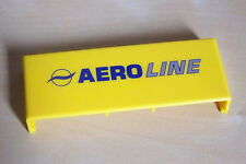 PLAYMOBIL (C404) AEROPORT - Panneau AéroLine pour Bureau Accueil 3186 3353 3886