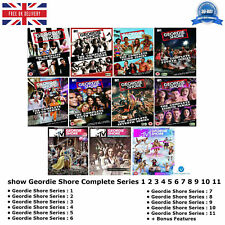 Geordie Shore Series 1-11 MTV-aired reality TV show 1 2 3 4 5 6 7 8 9 10 11 DVD