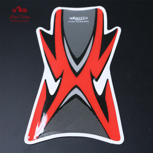 Fit For Yamaha Bike YZF R1 R6 FZ Sticker Fuel Tank Decal Pad Gas Cap Protector