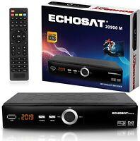 HD-LINE ECHOSAT 20900 M SAT RECEIVER FULL HD 1080P BESTE QUALITÄT HDMI HDTV