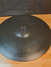 More details for roland cy14c cy-14c electronic 2 zone crash cymbal trigger pad + boom arm lot2