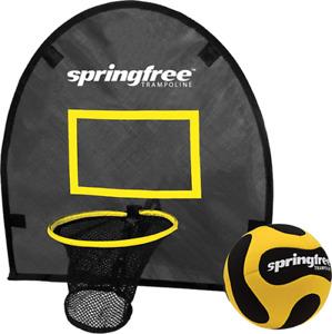 Springfree Flexrhoop Trampoline Basketball Hoop Set