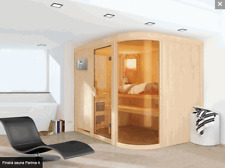 Finische Sauna Parima Deluxe