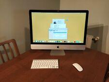 """iMac 27"""" 3.2Ghz i5 8GB Fusion HDD 1TB + 250 SSD"""