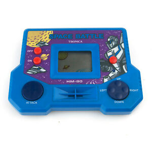 Vintage Space Battle Tronica Handheld LCD Electronic Game *Spares*
