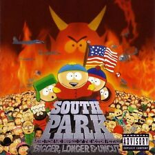 South Park: Bigger, Longer & Uncut - Music From And Inspired By - CD