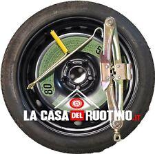 """RUOTINO DI SCORTA  JEEP RENEGADE 17"""" ORIGINALE +CRIC"""