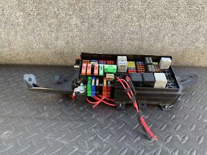 ✔MERCEDES X164 GL320 GL450 GL350 ML63 FRONT FUSE BOX W/ TIRE PRESSURE MODULE OEM