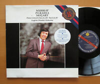 CBS M 39223 Mozart Piano Concerti 6 & 13 Murrary Perahia English Chamber NM/EX