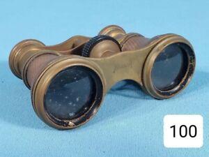 Busch Brass Field Glasses