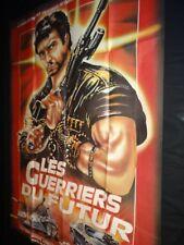 LES GUERRIERS DU FUTUR Desert Warrior affiche cinema no mad max