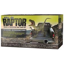 U-POL 5010 Raptor Black Roll On Urethane Bed Liner Kit, 2 Liters