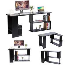 Schreibtisch Eckschreibtisch Computertisch Winkelschreibtisch Eck 150x138x75cm A