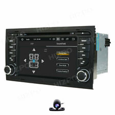 """7"""" Android 10.0 Car Radio Gps Cd Dvd Stereo Head  00004000 Unit For Audi A4 S4 B6 B7 Rs4"""