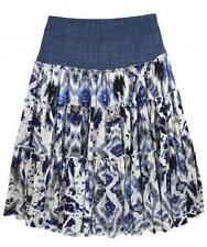 NWT Blu Pony Vintage Gypsy Caravan Tribal Boho Skirt Size 16 Tween fall Winter