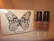 New Luminess Air/Stream Airbrush Makeup Ultra Shade 4 & shade 5 .25oz Free Ship