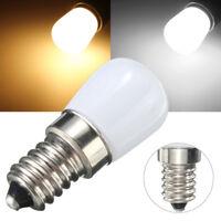 2W-E14 SES LED Réfrigérateur Congélateur Ampoule Lampe Mini Pygmée 220V