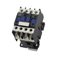 CJX2-0901 3-Phase Pole AC Coil Contactor Motor Starter Relay Household 24V