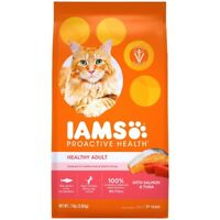 Iams Proactive Health Healthy Adult Original Salmon & Tuna