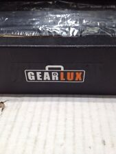 Gearlux Piano Bench with Padded Flip-Top Seat and Storage - Black