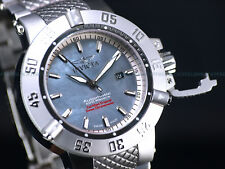 RARE Invicta 50mm Subaqua Noma 3 Swiss Made COSC Auto Thickest Sapphire SS Watch
